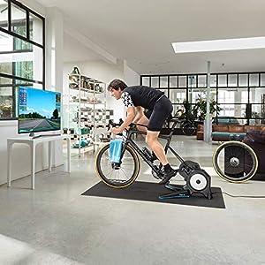 Tacx Flux 2 Smart - Entrenador de Bicicleta, Unisex-Adult, Negro, Talla única - T2980.61