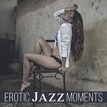 Erotic Jazz Moments – Sexy Smooth Jazz for Love Making, Deep Massage, Sensual Saxophone, Piano, Night Jazz