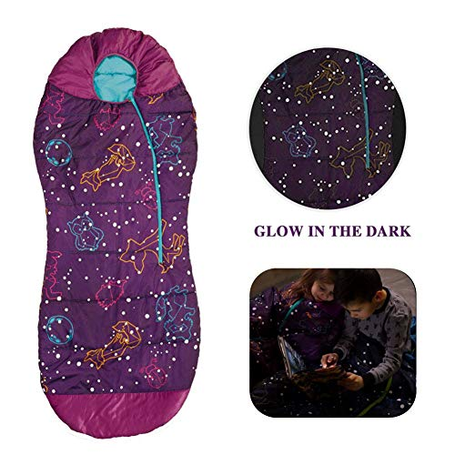 Product Image of the AceCamp Kids' Sleeping Bags