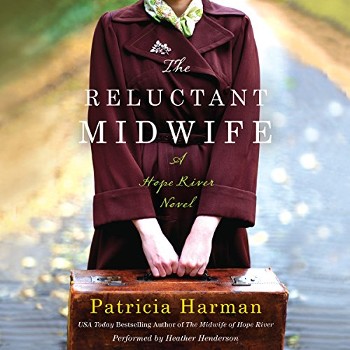 The Reluctant Midwife audiobook cover art