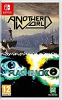 Another World & Flashback Double Pack (Nintendo Switch) (輸入版)