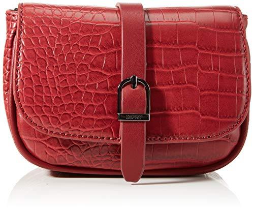 Esprit Accessoires Damen 090EA1O321 Baguette, 610/DARK RED, 1SIZE
