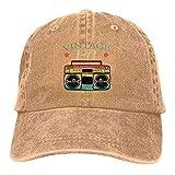 Yaxinduobao Sombrero Vintage 1971 Gorra de béisbol de cumpleaños de 1971 Hecha en 1971 Sombrero de papá Camionero