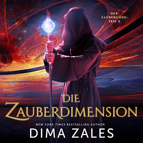 Die Zauberdimension: Der Zaubercode, Teil 2 audiobook cover art
