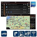 Blaupunkt Navigationssoftware iGO Primo PKW - Hamburg