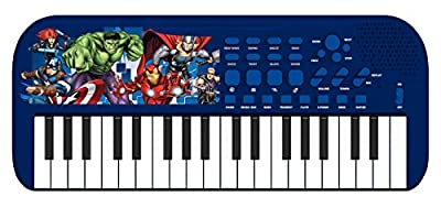 First Act AV135 Avengers Portable Keyboard