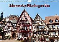 Liebenswertes Miltenberg am Main (Wandkalender 2022 DIN A4 quer): Miltenberg ist eine liebenswerte kleine Stadt zwischen Spessart und Odenwald direkt am Main gelegen. (Monatskalender, 14 Seiten )