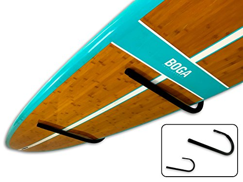 StoreYourBoard SUP and Surfboard Ceiling Storage Rack, Hi Port Overhead Mount