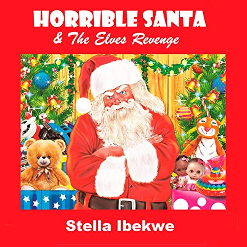 Horrible Santa & the Elves Revenge cover art