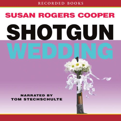 Shotgun Wedding audiobook cover art
