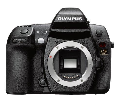 Olympus E-3 E3 Body Gehäuse SLR Kamera Spiegelreflexkamera + 2GB CF