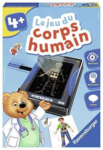 Le jeu du corps humain- A partir de 4 ans
