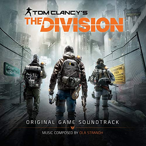 Tom Clancy's Thwe Division / Game O.s.t.