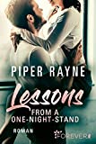 Lessons from a One-Night-Stand (Baileys-Serie, Band 1)