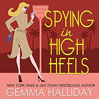 Spying in High Heels                   By:                                                                                                                                 Gemma Halliday                               Narrated by:                                                                                                                                 Caroline Shaffer                      Length: 9 hrs and 3 mins     13 ratings     Overall 4.5