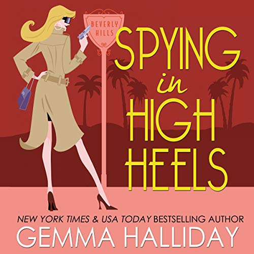 Spying in High Heels                   By:                                                                                                                                 Gemma Halliday                               Narrated by:                                                                                                                                 Caroline Shaffer                      Length: 9 hrs and 3 mins     699 ratings     Overall 3.8