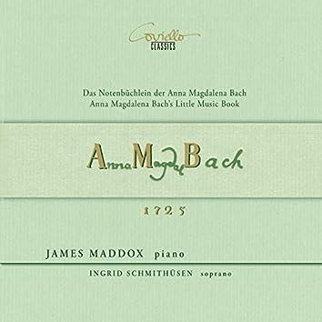 Das Notenbüchlein für Anna Magdalena Bach