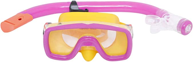 Ta Sports Diving Equipment, Pink And Yellow