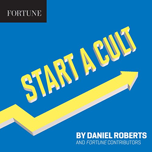 Start a Cult audiobook cover art
