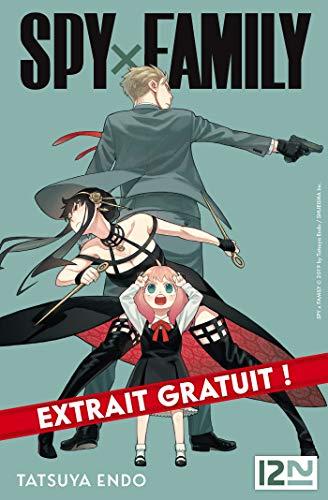 Amazon Com Spy X Family Extrait Gratuit French Edition Ebook Endo Tatsuya Fujimoto Satoko Bougon Nathalie Kindle Store