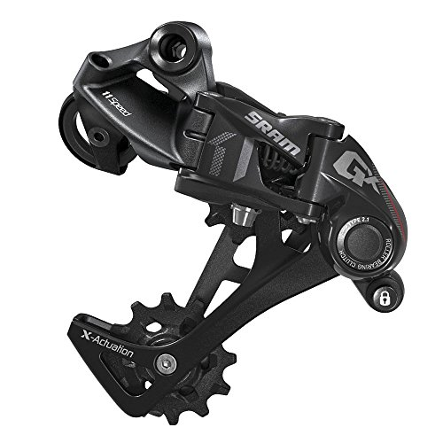 SRAM GX 1x11 X-Horizon Rear Derailleur for 11 Speed - Long Cage, Red