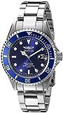 Invicta Men's 9204OB Pro Diver Analog Display Quartz Silver Watch