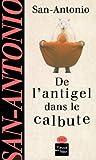 De l'antigel dans le calbute (Fleuve noir) (French Edition)