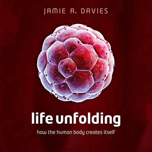 Life Unfolding audiobook cover art