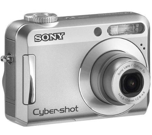 Sony Cyber-shot DSC-S650 Digitalkamera (7 Megapixel)