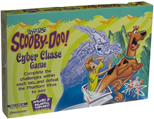 Scooby-Doo Cyber Chase Game