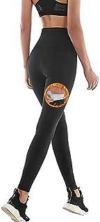 NHEIMA Pantalones de Sauna Adelgazantes Mujer NANOTECNOLOGÍA, Leggins Reductores Adelgazantes, Leggins Anticeluliticos Cin...