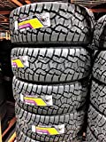 Set of 4 (FOUR) Suretrac Wide Climber A/T II All-Terrain Radial Tires-35X12.50R20 LT 121S LRE 10-Ply