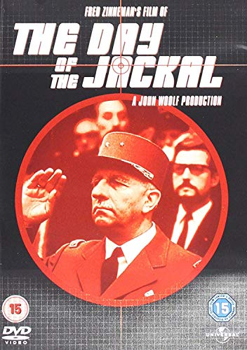 The Day Of The Jackal [Reino Unido] [DVD]