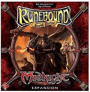 Runebound 2nd Edition Midnight Expansion