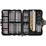 NEIKO 11401A Stubby Drill Bit Set for Wood, 6...