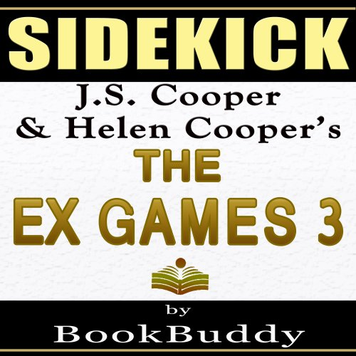 Book Review: The Ex Games 3 audiobook cover art