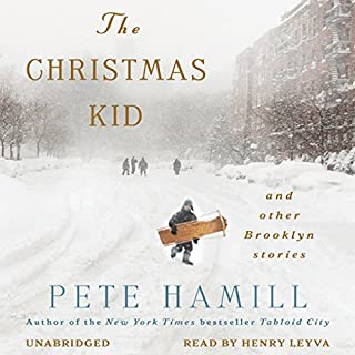 The Christmas Kid audiobook cover art