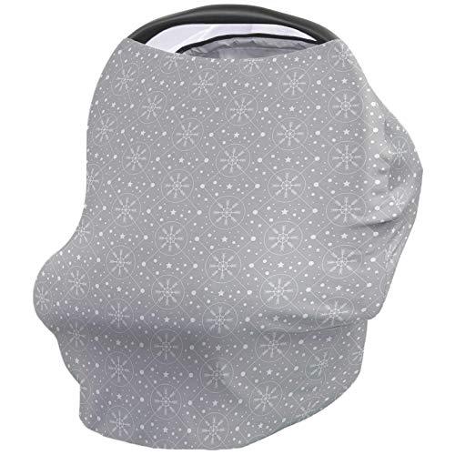 Buy Discount Nursing Covers for Breastfeeding, Soft Breathable Nursing Cover for Nursing Scarf Carse...