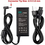 DTK 19.5V 2.31A AC Laptop Charger Power Cord Supply for HP Pavilion 11 13 15;HP elitebook Folio 1040 g1;HP Stream 13 11 14;hp touchsmart 11 13 15;hp Spectre ultrabook 13 45W