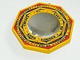 Espejo Bagua (Bagwa) para protección contra la energía negativa pasiva (cóncava inclinada hacia adentro). ESPEJOS TRIGRAM FENG SHUI PARA PROTECCIÓN Y BUENA SUERTE por místico este