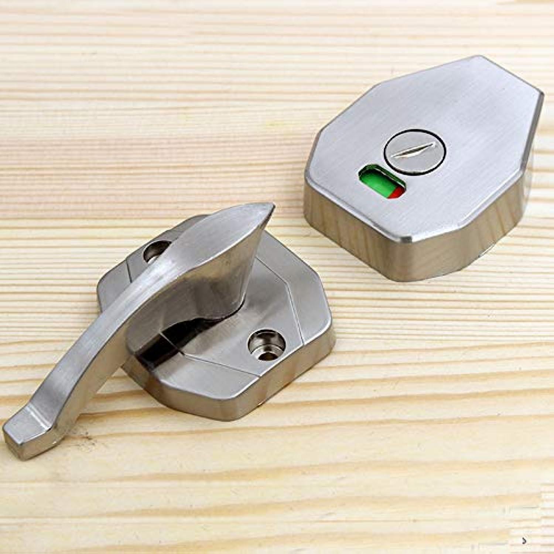 Public Toilet Sanitary Partition Hardware Fitting Washroom Door No One Indication Lock