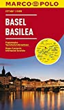 MARCO POLO Cityplan Basel 1:15 000: Stadsplattegrond 1:15 000 (MARCO POLO Citypläne)