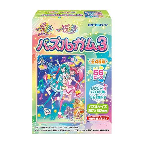 スター☆トゥインクルプリキュア パズルガム3 8個入 食玩・ガム(スター☆トゥインクルプリキュア)