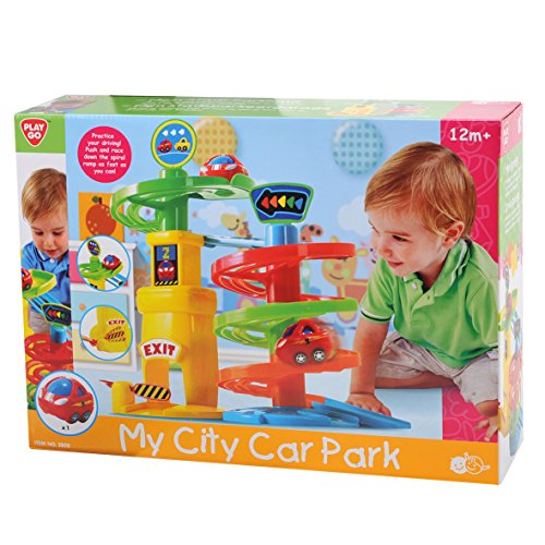 PlayGo 2802–Mon Ville-Parking, garages