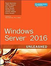 Image of Windows Server 2016. Brand catalog list of Sams Publishing.