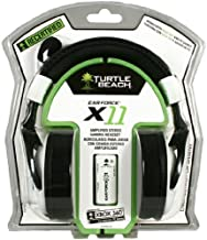 Ear Force X11 Amplified Stereo Headset with Chat - Manufacturer Refurbished
