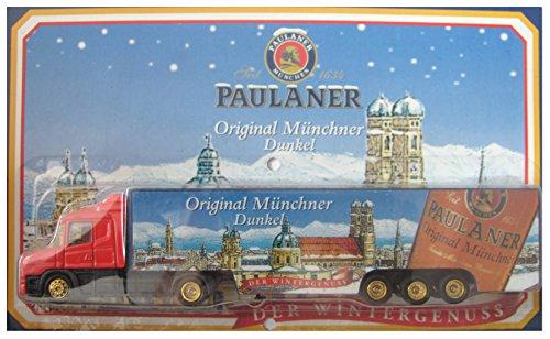 Paulaner Brauerei Nr.15 - Original Münchener Dunkel - Scania - Sattelzug