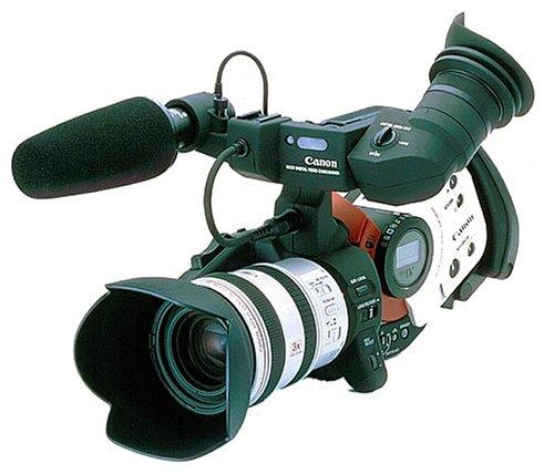 Canon XL-1S MiniDV Profi-Camcorder mit 3CCD