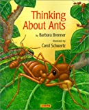 Thinking about Ants, by Barbara Brenner