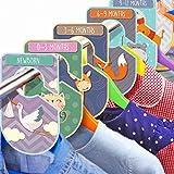 Bébé Armoire Intercalaires Lot de 20animaux sur le thème les bottes de...